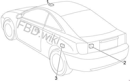 99 05 Toyota Celica Fuse Diagram