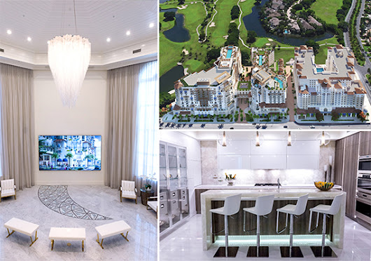 Penn-Florida unveils $3.5M sales center for Residences at Mandarin Oriental in Boca