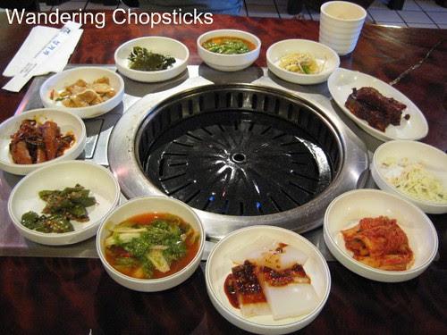 Chung Kiwa Korean BBQ Restaurant - Los Angeles (Koreatown) 21