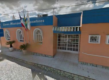 Operação prende cinco vereadores em Correntina por pedido de propina a prefeito