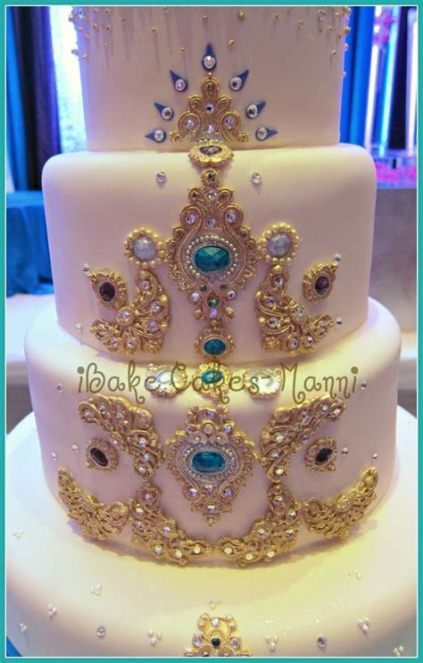 Best 25  Indian wedding cakes ideas on Pinterest   Indian