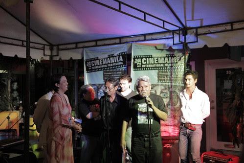 Cinemanila 2010 Award Ceremony