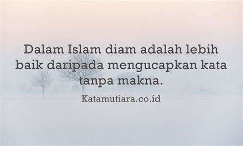 kumpulan kata kata islam kehidupan