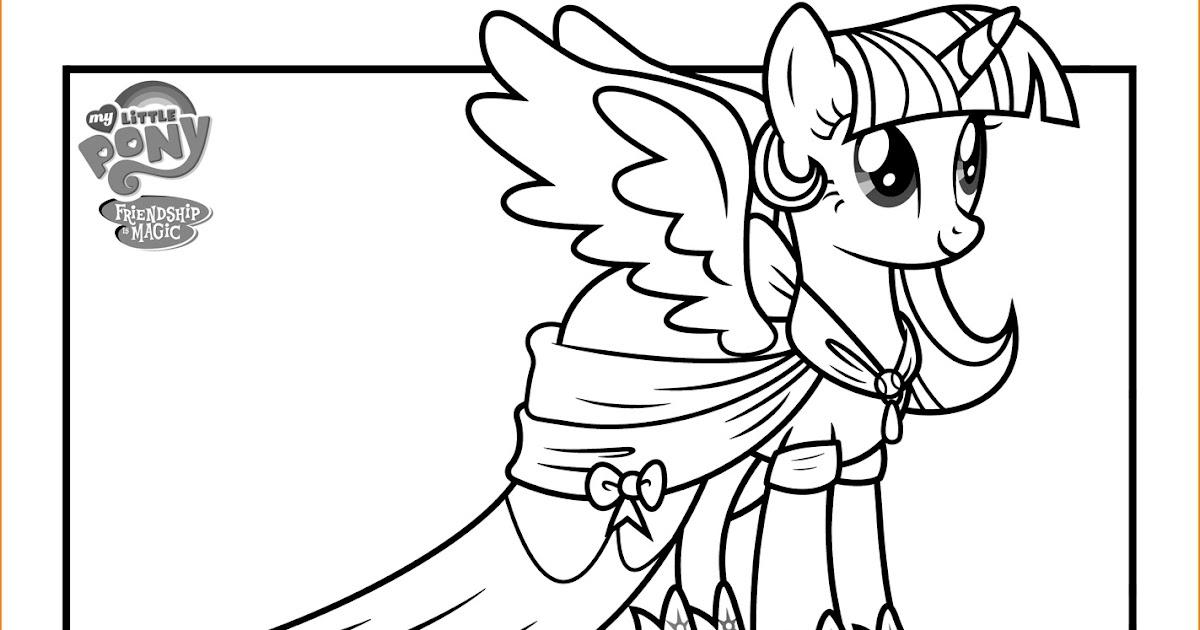 28 Terbaru Gambar Hitam Putih My Little Pony