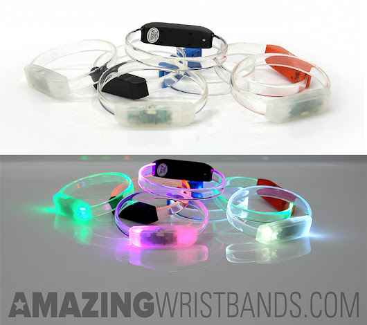 LED Flash Bands