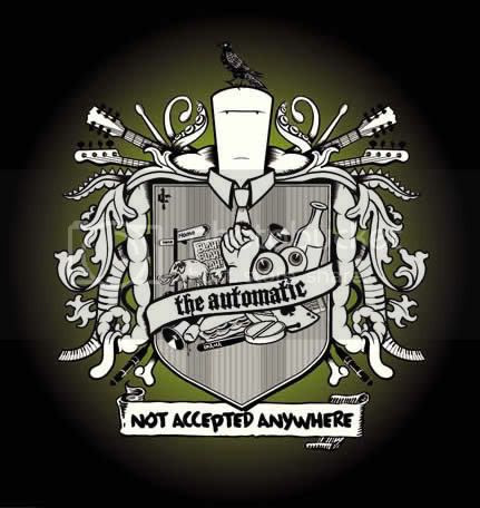 The Automatic - Not Accepted Anywhere