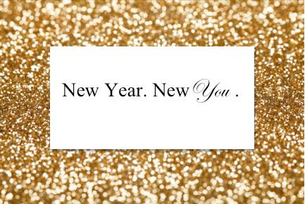 A New Year - A New You!