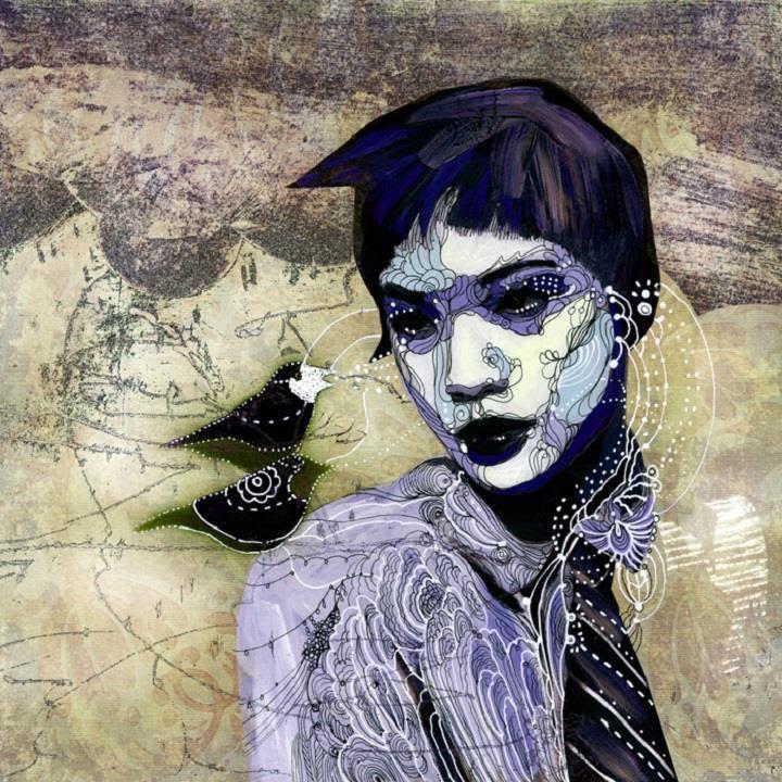 Randi Antonsen - oiseaux