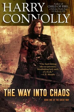 Bildergebnis für The Way Into Chaos connelly