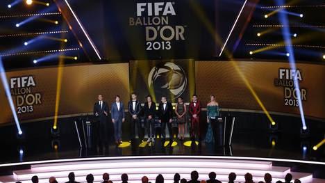 Esta vez, el Balón de Oro fue para Cristiano Ronaldo.