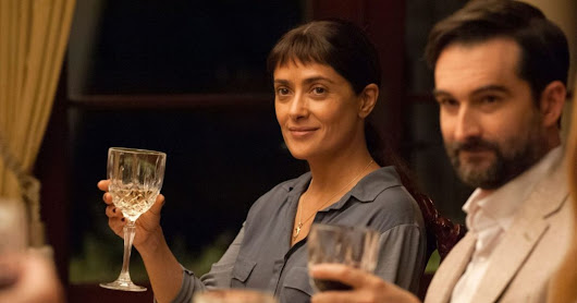 SUBSTREAM: 'Beatriz at Dinner' is a small film that packs an earth-shattering punch