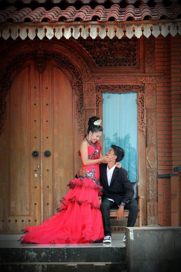 The Dream Wedding in Bali