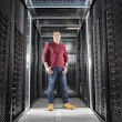 Cooling the Cloud: Binghamton PhD Student Sets Sights on Improving Data-Center Efficiency