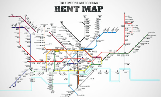 London, reimagined: alternative tube maps – in pictures