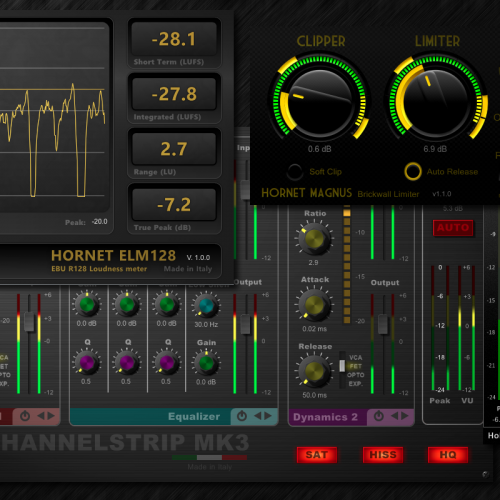 HoRNet audio plugins bundle, save 40%