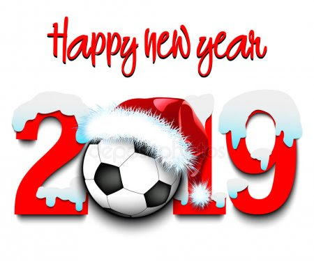 HAPPY NEW YEAR 2019 FOOTBALL LOVERS ! It will be a beauty… Or Well, Definitely Maybe ?