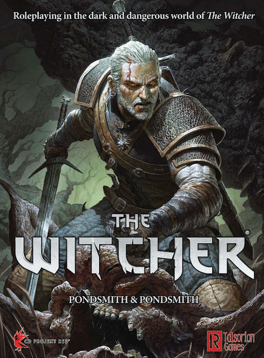 The Witcher Pen & Paper RPG - R. Talsorian Games Inc. | R. Talsorian | DriveThruRPG.com