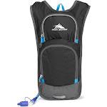 High Sierra HydraHike 4L Hydration Pack Black/Slate/Pool