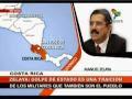 Declara Manuel Zelaya II parte