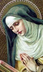 Święta Maria Magdalena de Pazzi