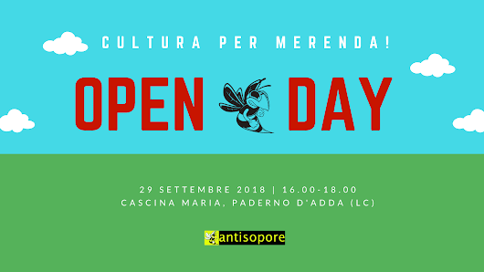 Antisopore - Open Day 2018