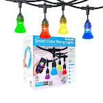 Atomi Smart Color String Lights, 24FT