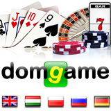 DomGame Central and Eastern Europe Casino and Poker