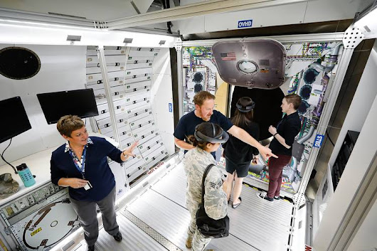 Lockheed Martin Deploys Augmented Reality for Spacecraft Manufacturing - CIO Journal. - WSJ