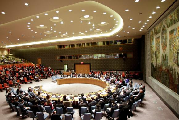 Em comunicado, o Conselho da ONU condenou os novos testes nucleares da Coreia do NorteAP/Photo/Frank Franklin II/Agencia Sputnik Brasil