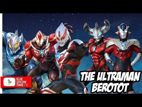 The Ultraman Ber-OTOT, ini ultraman nge gym nya dimana sih ?
