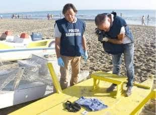 rimini stupro in spiaggia