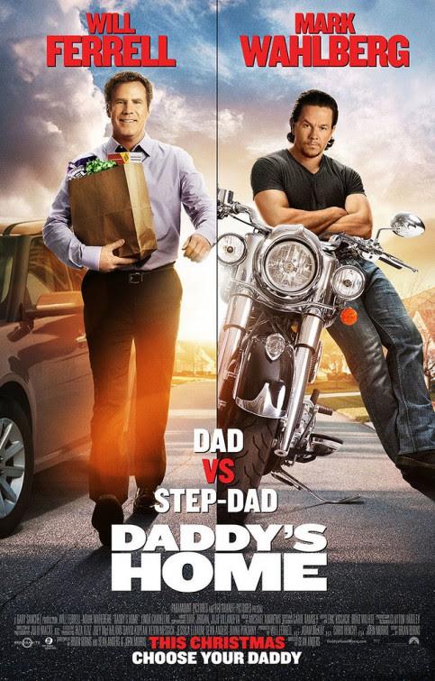 Resultado de imagem para daddy's home movie poster