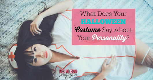 What Does Your Halloween Costume Say About Your Personality?