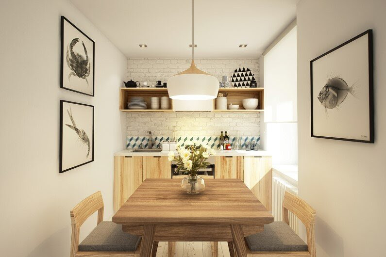 40 Sq Meters Home Decoration Types Of Wood