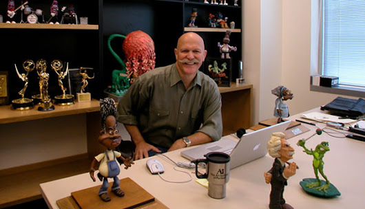"Will Vinton Set to Direct CGI Film ""The Quest"""