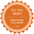 Indie Travel Challenge 2015 | BootsnAll Travel Blog