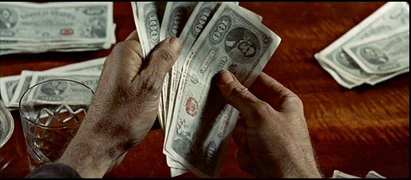 money, baby