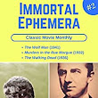 Classic Movie Monthly #2: The Wolf Man, Murders in the Rue Morgue, The Walking Dead (Immortal Ephemera) - Kindle edition by Cliff Aliperti. Humor & Entertainment Kindle eBooks @ Amazon.com.