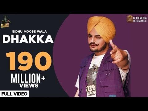 DHAKKA Lyrics Download Song   Sidhu Moose Wala ft Afsana Khan   Latest Punjabi Songs 2019