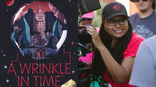 Ava DuVernay Confirmed To Direct Disney's A WRINKLE IN TIME