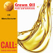 Oil Manufacturer - Crown Oil | Oils and Lubricants