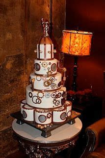 1000  images about Steampunk Cakes, Weddings, Birthdays on