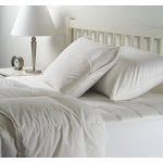 Room Essentials 2 Pack Pillow Protector - White (Standard)