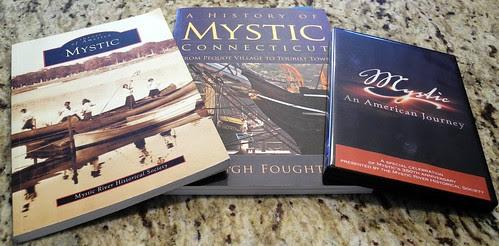 Mystic, CT Resources by midgefrazel