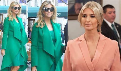 Ivanka Trump style: Donald Trump?s daughter spent this
