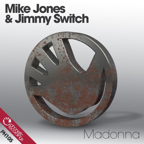 Mike Jones & Jimmy Switch - Madonna EP by Phonetic Recordings