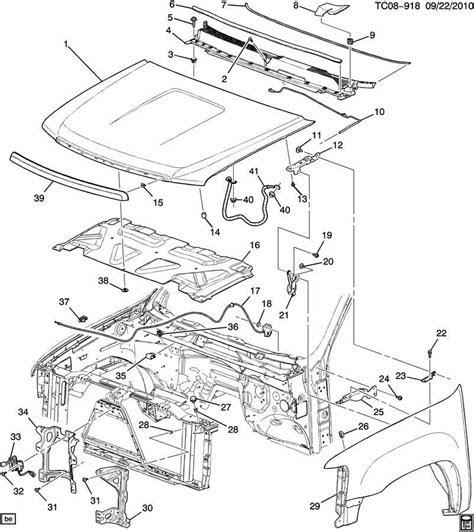 34 Chevy Silverado Parts Diagram - Wiring Diagram Database