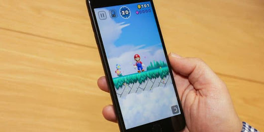 [Tip] Play Super Mario Run on iPhone right now