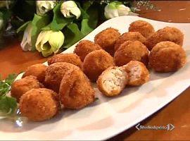 ricetta crocchette di gamberi cotto e mangiato