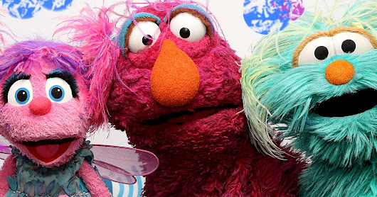 There's A New Muppet For Promoting Gender Equality